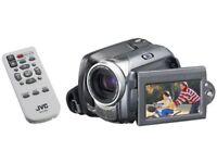 JVC Everio GZ-MG36EK 30GB Video Camera