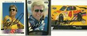 Sterling Marlin Autograph