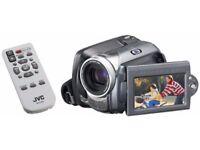 JVC Everio GZ-MG36EK Video Camera