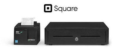 Square And Shopify Pos Hardware Bundle - Star Micronics Tsp654iibi-24 39481270