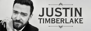 Justin Timberlake - Centre Bell - 8 Avril 2018 - Montreal