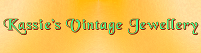 Kassie's Vintage Jewellery