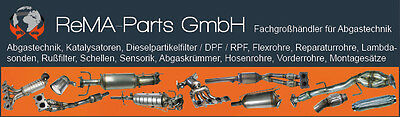 ReMA-Parts-GmbH-ABGASTECHNIK