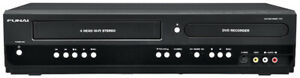 Funai ZV427FX4 Combination VCR HD 1080P DVD Recorder Converter