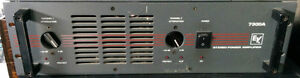 Amplificateur Electro-Voice 7300A power amp EV haut-parleur