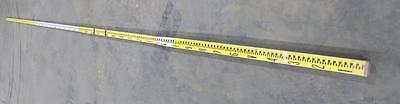 50 Closed Aluminum Survey Stick