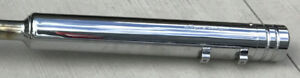 Harley Davidson Screamin Eagle slip on mufflers
