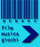 webarx DVD e Digitale