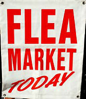MULVEY FLEA MARKET THE FUN PLACE EVERY W/E FOR NEARLY 15 YEARS