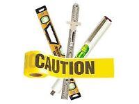 Handyman, Carpenter, Plumber, Electrician, Top Workmanship, Competitive Prices