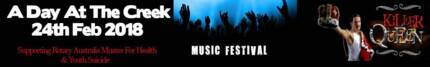 Music Festival Tickets  for the 24th Feb 2018