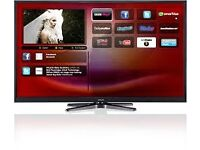 """Brand new 32"""" Hitachi smart TV with DVD £200 ,the price is negotiable."""
