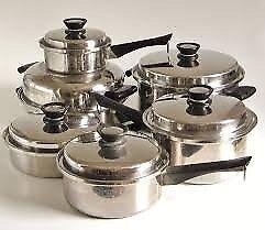 Amway - cookware Queen set