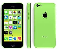 Iphone 5c 8 GB green for sale