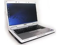 big old dell laptop