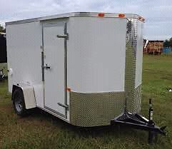 ENCLOSED TRAILER FOR SALE OR TRADE