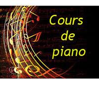 Cours de piano Blainville