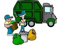Low Cost Waste / Rubbish Removal Collection Clearance Cheaper Than Skip Hire