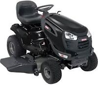 lawn tractor sold ppu
