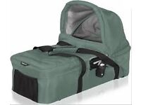 baby jogger bassinet carrycot (Green colour) to fit with City Mini and City Mini GT