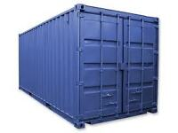 20ft steel storage shipping container site store portable cabin portable office