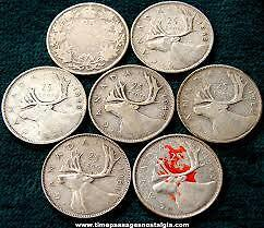 Coin Collector Wanting To Buy Canadian & American Coins Moose Jaw Regina Area image 7
