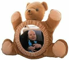 BEARVIEW MIRROR~ Beary Infant Mirror For Automobile~Crib Stratford Kitchener Area image 2