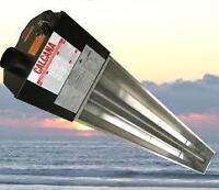 Calcana Radiant Tube Heaters - Garage, Shop, Shed Heater