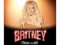Britney Speak - Piece Of Me London concert tickets