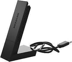 WIFI USB Adapter Netgear  A6210 Wireless Adapter St Peters Marrickville Area Preview