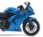 Ninja 250 Fairing Blue