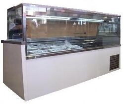 Sandwich bar / Deli Display Cabinet 2.4m- IFM Sandwich bar Campbellfield Hume Area Preview