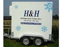 Refrigerated Trailer Hire Business For Sale