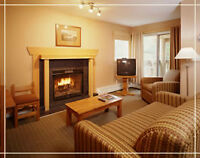 Two Bedroom Condo at Rocky Mountain Resort.