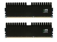 MUSHKIN BLACKLINE DDR3 8GB KIT 2x4GB 1866mhz