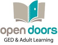 Shediac Open Doors – GED and Adult Learning