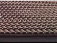 MARLEY BOLD ROLL ROOFING TILES RECLAIMED - Brown