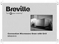 new Breville microwave 900w still boxed