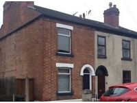 SANDIACRE - LARGE 2 BEDROOMED VICTORIAN HOUSE FOR RENT