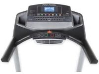 Folding Proform Performance 1450 Treadmill