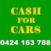 Cash for unwanted cars in Sydney Sydney Sydney Region Preview