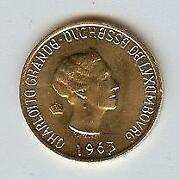 Gold Luxemburg