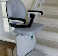 Brand New Straight Stairlifts Installed $2250.00