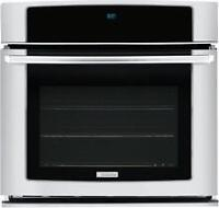 Electrolux IQ-Touch EI30EW35PS 30in single wall oven 40%off