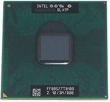 Intel® Core™2 Duo Processor T8100 (3M Cache, 2.10 GHz, 800 MHz FSB) PGA478