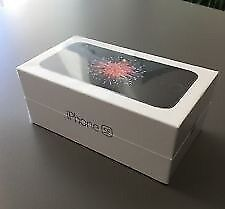 IPHONE SE 32GB SPACE GREY 02 BRAND NEW SEALED WITH 12 MONTHS WARRANTY