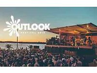 2x Outlook Festival Tickets - Crotia 2018