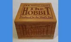 The Hobbit - on cassette