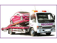 CAR BREAKDOWN RECOVERY SERVICE 7 DAYS 24 HRS ALL AREAS . CARS VANS 4X4S