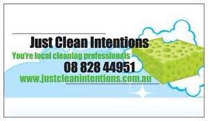Just Clean Intentions Blakeview Playford Area Preview
